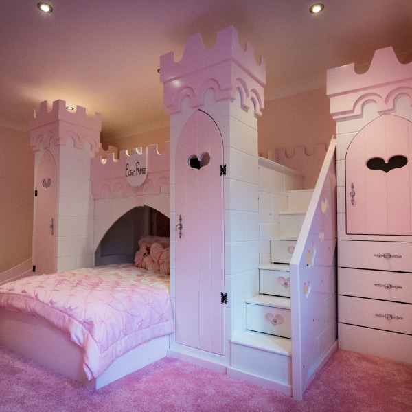 Disney Princess Bed Full