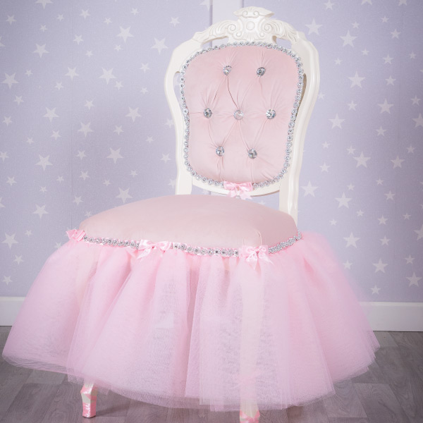 Luxury Ballerina Occasion Chair