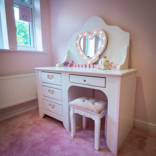 Princess Dressing Table