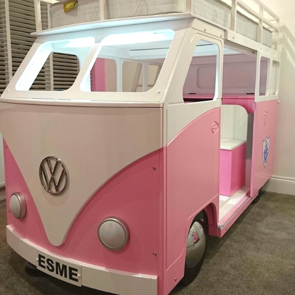 Children's Camper Bed