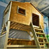 Barn Bunk Bed