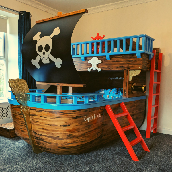 Pirate Bed Product