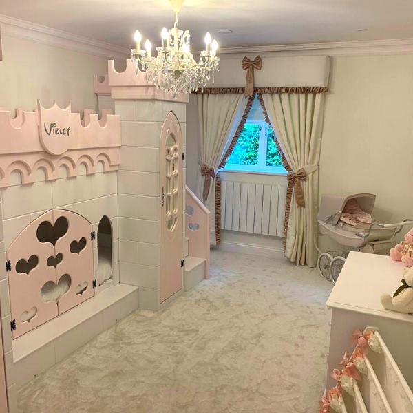 Girls Princess Room