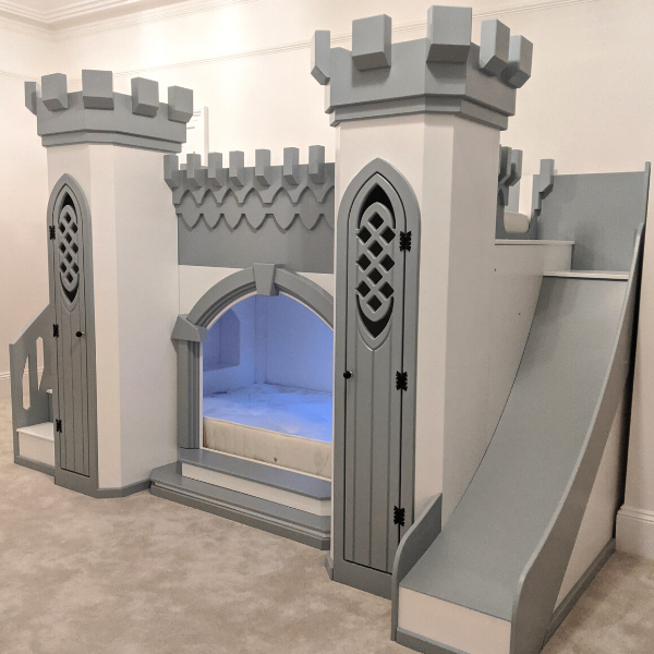 Lema Castle Bed Product